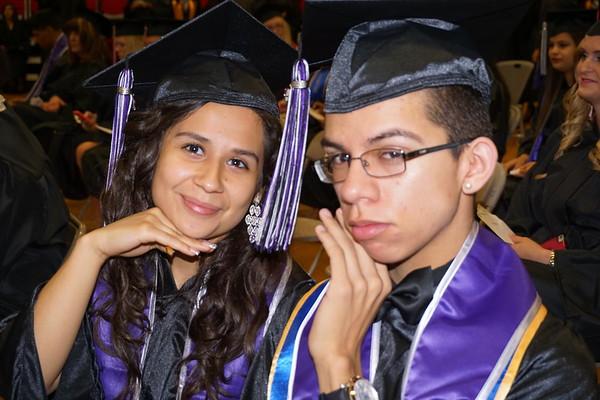 Lee College Graduation, May 9, 2015