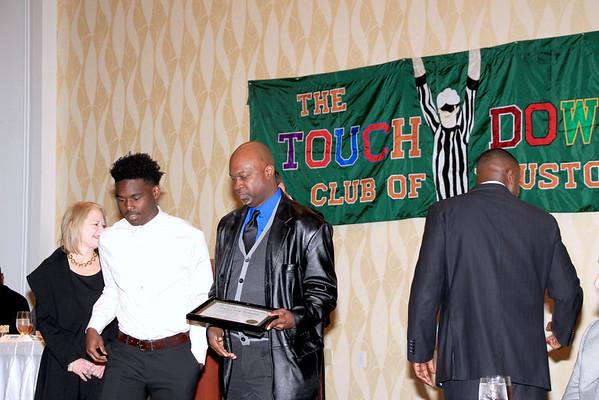 Touchdown Club Good Sportsmanship Luncheon