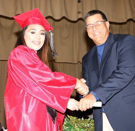 2016 Summer Graduation