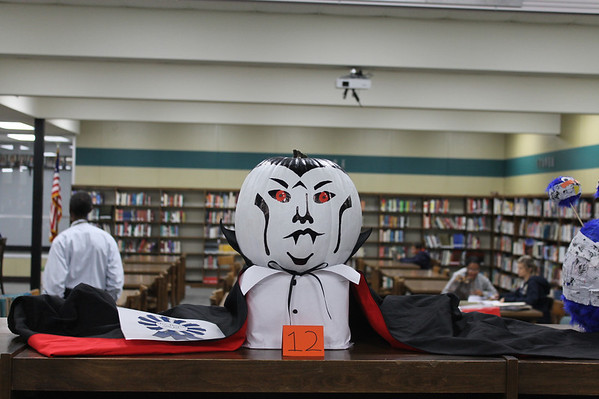 Pumpkin Contest, 10/28/2011