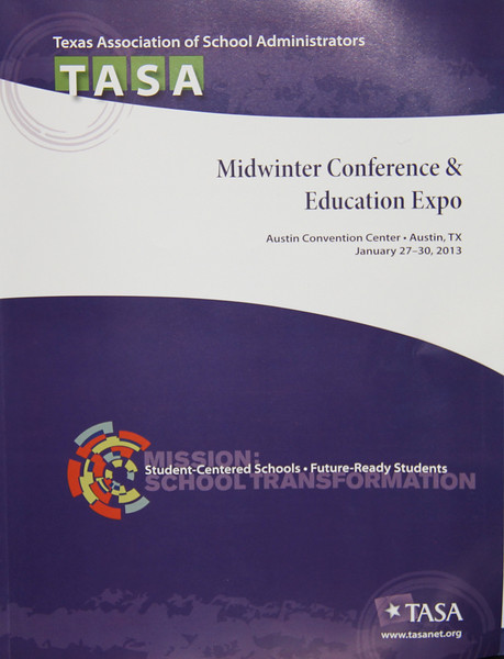 Choir Performance at Midwinter Conference, 1/29/13