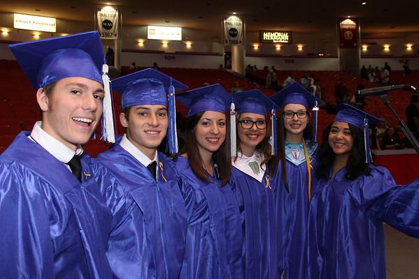 Graduation Ceremony, June 7, 2014