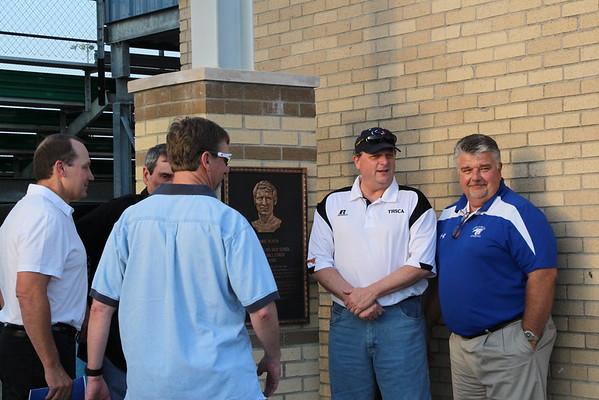 Ronnie Kluch Dedication April 2, 2015