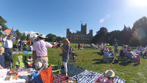 Highclere Castle - Battle Proms - 6th August 2016