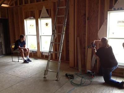 HF Construction photo shoot
