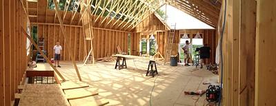 HF Construction Camera room Frame in