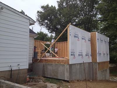 HF Construction Camera Room walls