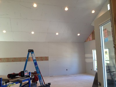 HF Camera Room Construction