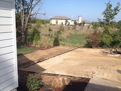 HF Construction Parking Lot 2