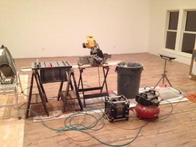 HF Construction Flooring