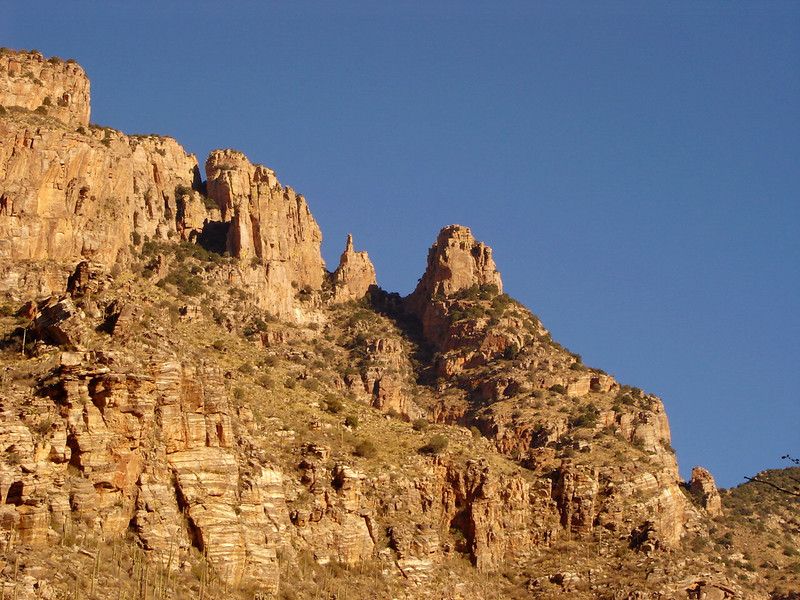 Finger Rock: A perfect trail to kick in the 2006 Hiking season!