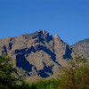Finger Rock in the Santa Catalina Mountains viewed from La Paloma