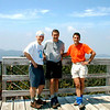 07/17/99: Mt.Carrigain, Signal Ridge Trail with friends Paul Salacain and Dan Dion.