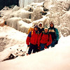 11/16/91: Introducing the guys to Tuckerman Ravine, Mt.Washington. (Tom, Frank, Jay, Chris)