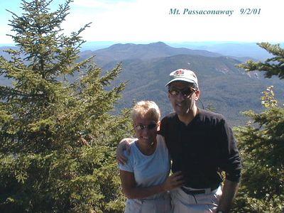 Mt.Passaconaway '01