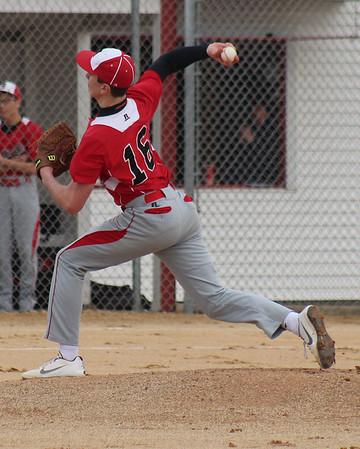 Highland Baseball vs Shullsburg/Benton 4-12-18
