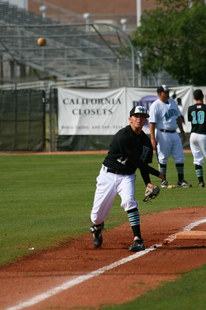 Highland Baseball Action