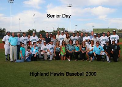 Senior Day 2009