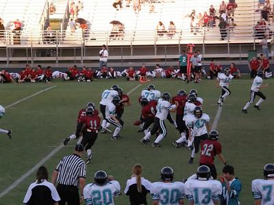 Highland Freshmen vs Desert Ridge Sept 19, 2007 (Provided by G. Randolph)