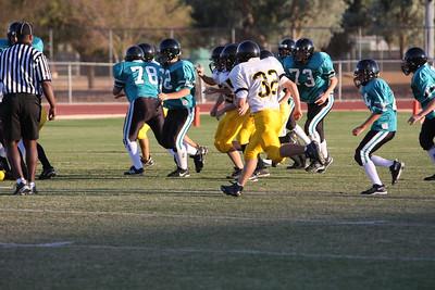 Highland Freshmen vs Gilbert October 17, 2007