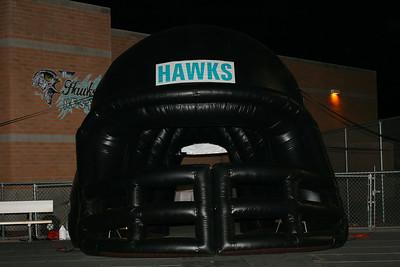Highland vs Hamilton October 12, 2007
