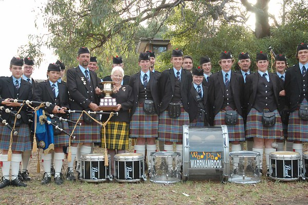 Ringwood Highland Games - March 2008