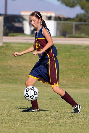 Highland Jr Soccer vs Greenfield 9-18-08