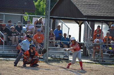 Highland @ Oakfield Softball 5-31-18