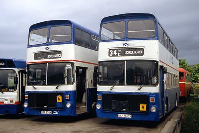 Highland 3930_3932 Aviemore Depot Jun 98