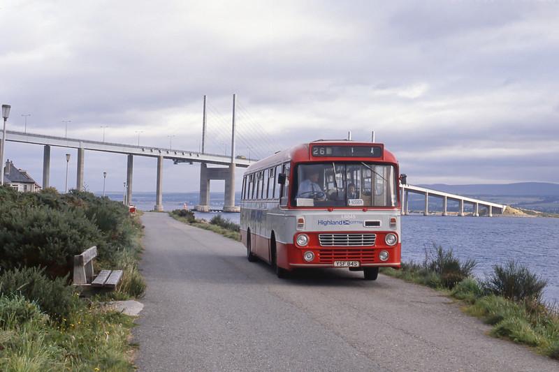 Highland L884 North Kessock Sep 88
