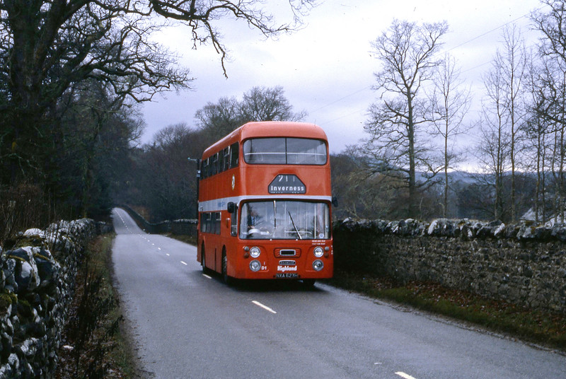 Highland D1 Near Belladrum Jan 85