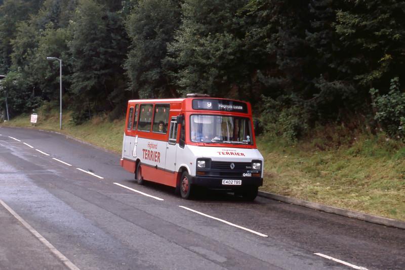 Highland Q402 King Duncans Rd Invss Sep 88