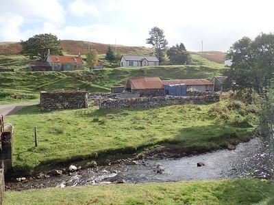 Crofting houses