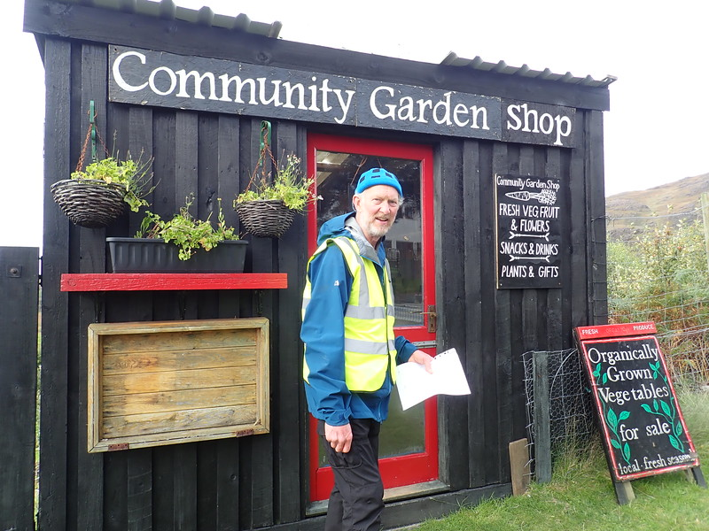 Community Garden Shop