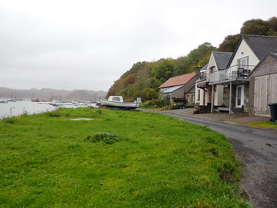 Crinan Harbour