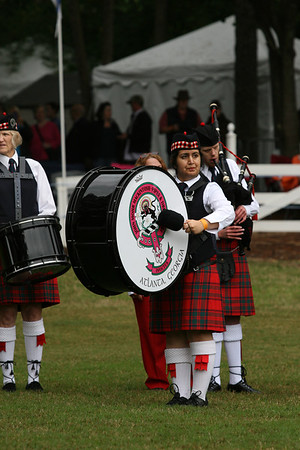 2013 Massed Pipes and Drums