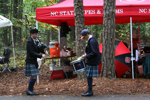 2013 Pipers in the Woods