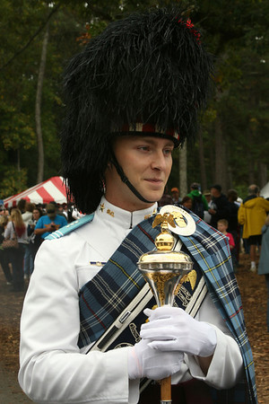 2013 Citadel (The Military College of South Carolina)  Pipes and Drums
