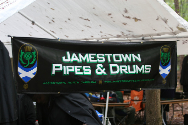 2013 Drum and Pipe Bands in the Woods