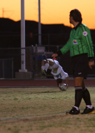 Highland vs Perry 01-18-12