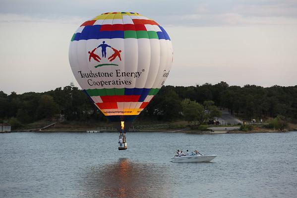 Highland Village Balloon Festival