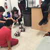 Boys and Girls Club - McCauley, Robot Building Program