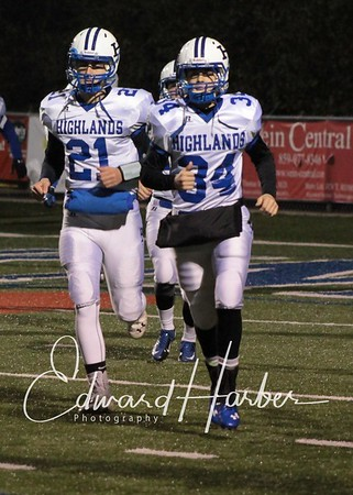 HHS vs Lexington Catholic (Playoffs)