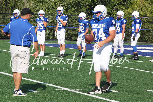 HHS Football 2015