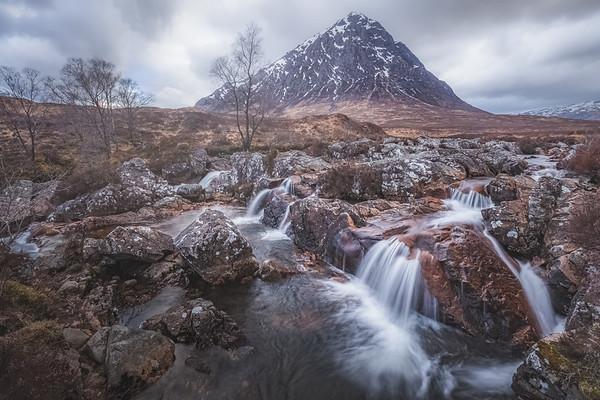 Buachaille Etiv Mor. Glencoe, Scotland.