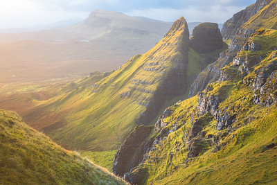 Dun Dubh. Isle of Skye, Scotland