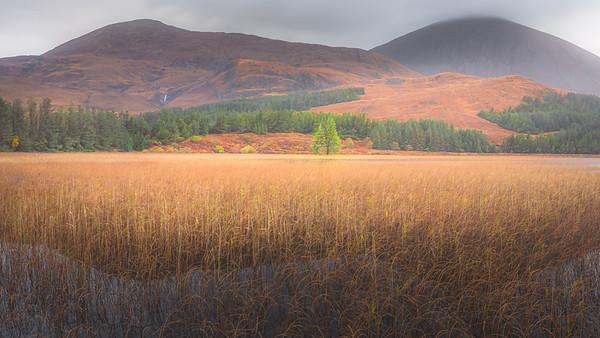 Loch Cill Chriosd. Isle of Skye, Scotland