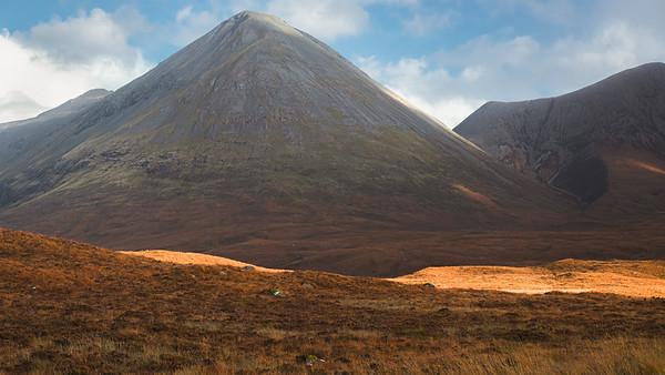 Glamaig. Isle of Skye, Scotland