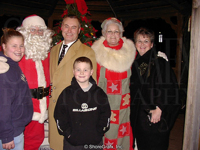 Highlands Tree Lighting 2004