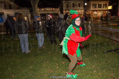 Highlands Tree Lighting 2016-12-03